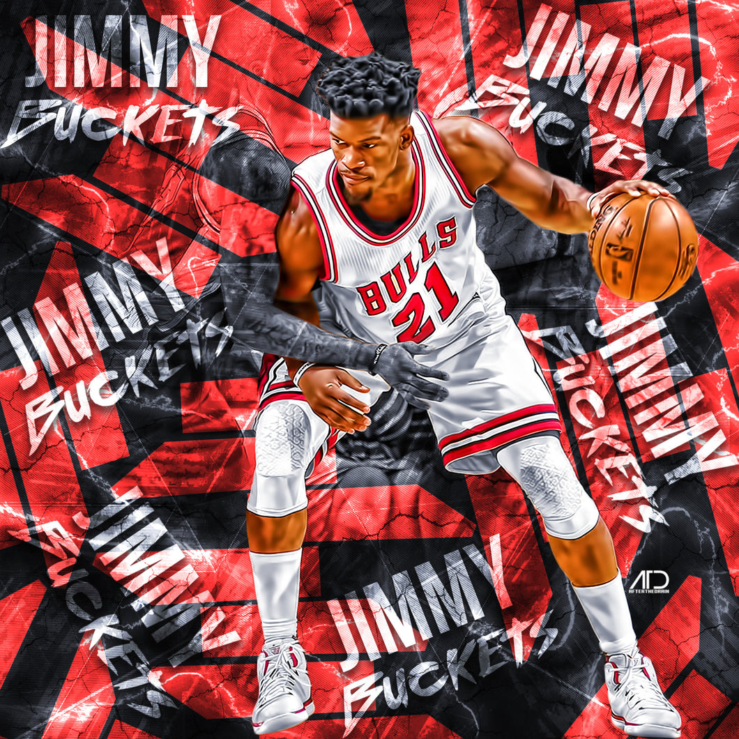 Jimmy Butler PSD