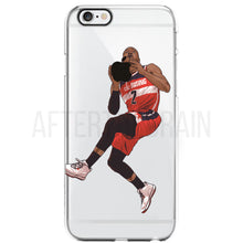 """Loyalty"" iPhone Clear Case"