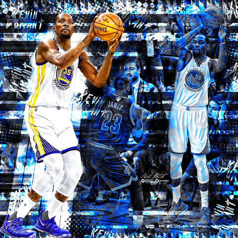 Kevin Durant Game 1 Finals PSD