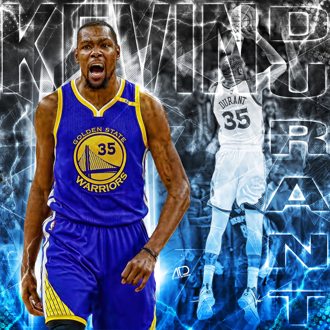Kevin Durant (KD) Return to Thunder OKC PSD