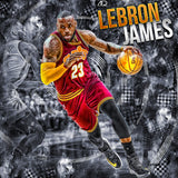 Lebron James 2 PSD