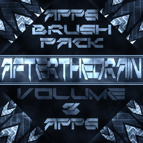 Afterthedrain APPS Brush Pack Vol. 3