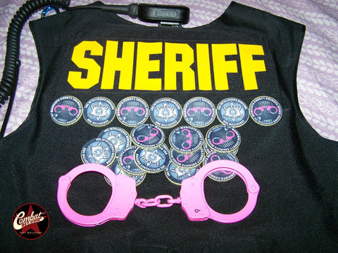 Sheriff Challenge Coins Photo