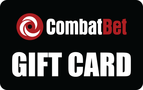 CombatBet Gift Card
