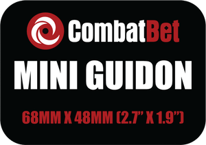 Mini Guidon Custom Ceramic Chips