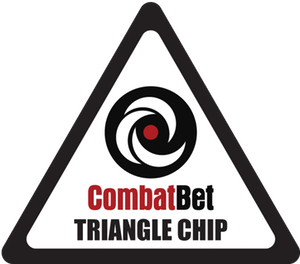 Triangle Custom Ceramic Chips