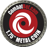 Deluxe CombatBet Sample Pack (Includes Metal Coin Sample)