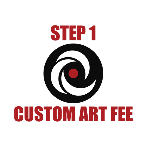 Custom Artwork Design Fee