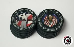 Military Tokens of Appreciation 5 Pack