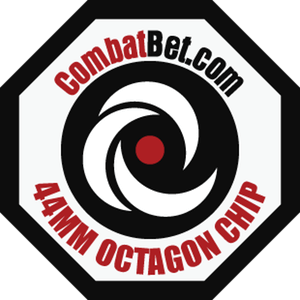 Octagon Custom Ceramic Chips