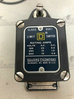 SQUARE D 9007TUD5 HEAVY DUTY LIMIT SWITCH