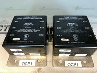 INSTRUMENT TRANSFORMER 3-OCP-100 THREE ELEMENT CURRENT TRANSFORMER
