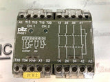 PILZ PNOZ1 475600 24VAC SAFETY RELAY