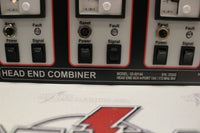 Minecom Head End Combiner 4 Port 8 Channel 02-00144 Underground Communications