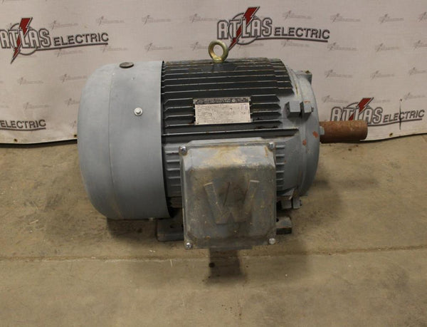 60.00 HP World Wide Electric Motor 1170 RPM 404T Frame 230/460 Volt TEFC WWEM60-12-404T