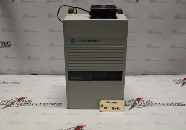 Allen Bradley Variable Frequency Drive 1336-B005-EAD-S1 Open Chassis