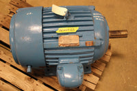 25.00 HP US Motors Motor 1770 RPM 284T Frame 230/460 Volt TE