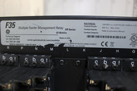 General Electric Multilin F35 Breaker Management Relay F35E00BKHF8LH6AM6LP5A