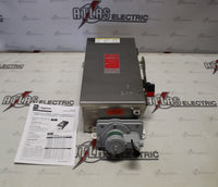 Appleton 30 Amp Interlocked 3 Pole Fusible Safety Switch  WSRD3352N4SD