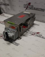 Used Appleton 30 Amp Interlocked 3 Pole Fusible Safety Switch  WSRD3352N4SD