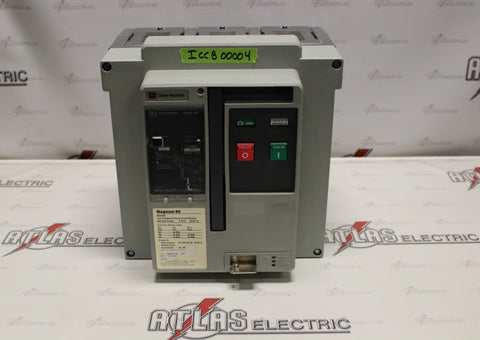 Cutler Hammer Insulated Case Circuit Breaker MDS4083WEA0652A Magnum DS
