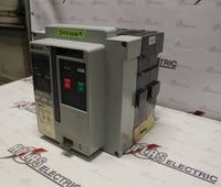 Cutler Hammer Insulated Case Circuit Breaker MDS6163WEA1252A Magnum DS ICCB00009