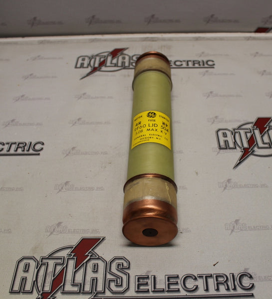 General Electric 4R 130 Amp 5.08 KV Fuse 9F60LJD504