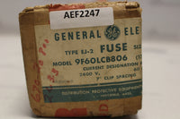 General Electric 6R 170 Amp 2.54 KV Fuse 9F60LCB806