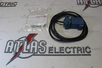 CUTLER HAMMER 1356A-6513 55 SERIES PHOTOELECTRIC 24 DIFFUSE REFLECTIVE 6 CABLE