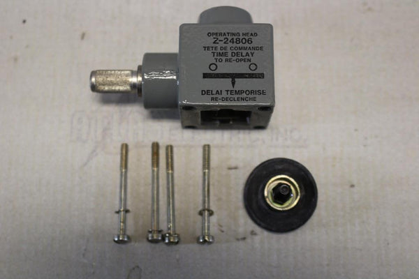 ALLEN BRADLEY Z-24806 LIMIT SWITCH HEAD TIME DELAY