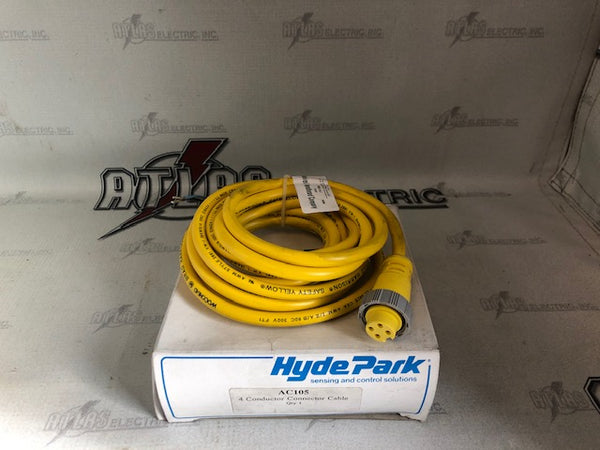 HYDEPARK AC105 4 CONDUCTOR CONNECTOR CABLE