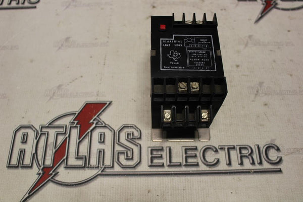 TEXAS INSTRUMENTS 51AA1B1A1 OVERLOAD RELAY