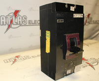 Square D 400 Amp LAL3640035M Molded Case Circuit Breaker 600 Volt