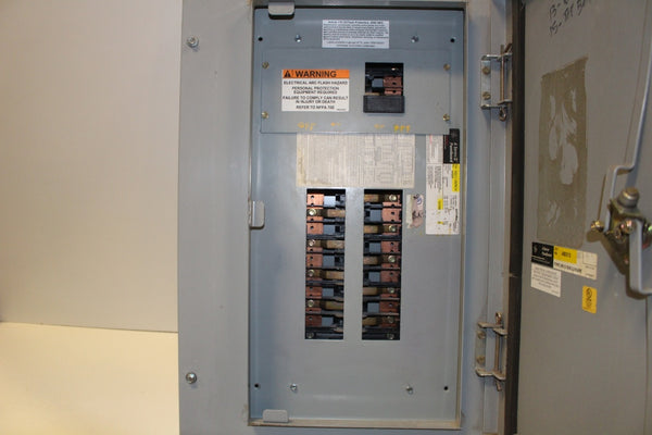 General Electric  AQU1182RCXAXB4 Panel Board 225 Amp 240/120 Volt