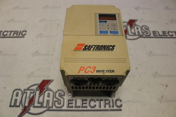 Saftronics 2HP Variable Frequency Drive N-1 Enclosure CIMR-PCU41P5