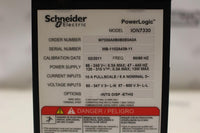 Schneider Electric PowerLogic Power Meter M7330A0B0B0E0A0A