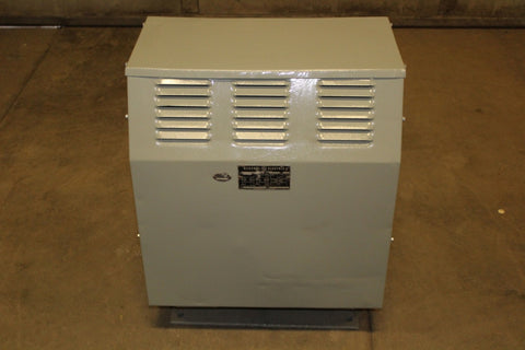 30 KVA General Electric Dry Type Transformer 230/460-115/230 Volt 1 Phase
