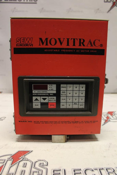 SEW-Eurodrive 3hp Variable Frequency Drive Catalog Number B46035