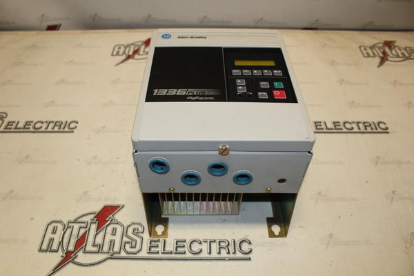 Allen Bradley 5hp 1336 Variable Frequency Drive N-1 Enclosure