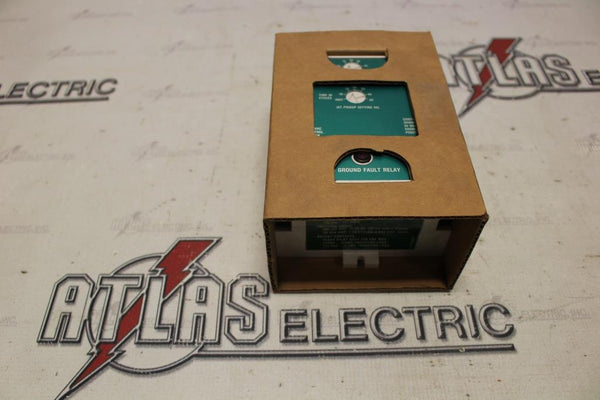 WESTINGHOUSE 1293C47G02 GROUND FAULT RELAY