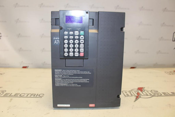 Mitsubishi 20HP Variable Frequency Drive FR-A740-00230-NA N1