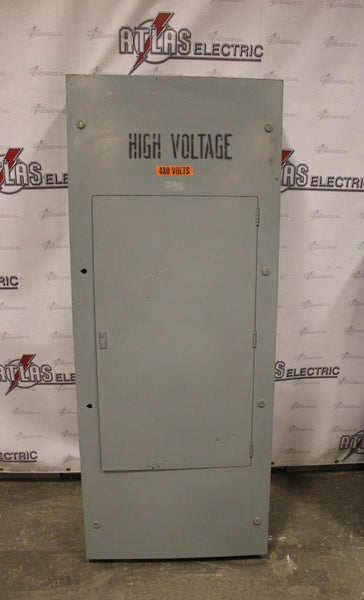 Square D  Low Voltage Panel Board I-Line 100 Amp 250AC/DC/600AC Volt
