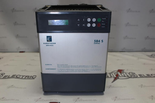 Eurotherm 10HP Variable Frequency Drive 584S N-1
