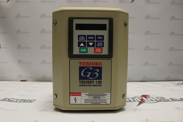 Toshiba 1HP Variable Frequency Drive VT130G3U4015 N-1