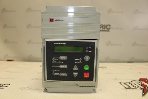 Cutler-Hammer 3HP Variable Frequency Drive AF93AJ0C003D