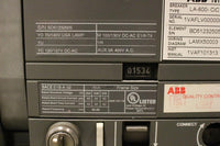 Copy of ABB Insulated Case Circuit Breaker SACE E1B-A 02 Electric Operation 200-800amp