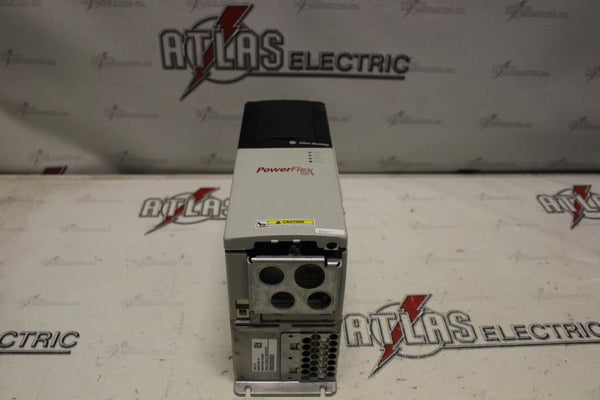 Allen Bradley Variable Frequency Drive Part # 20BD3P4A0AYNAND0 1.5 HP Heavy Duty 480 Volt IP20 Enclosure PowerFlex 700