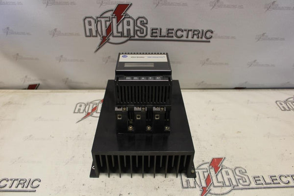 ALLEN BRADLEY 40 HP SMC Dialog Plus Reduced Voltage Starter Cat 150-B54NBDB 480V MCC Bucket Enclosure