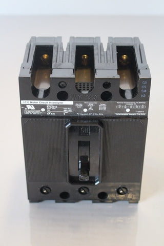 ITE EF3A010 Molded Case Circuit Breaker 10 Amp 480 Volt