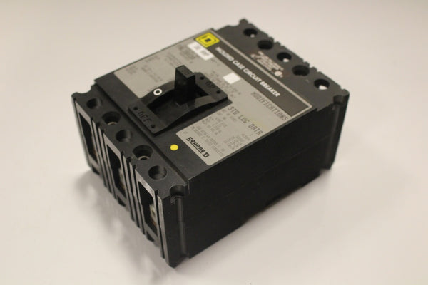 FAL36030 Molded Case Circuit Breaker 30 Amp 600 Volt
